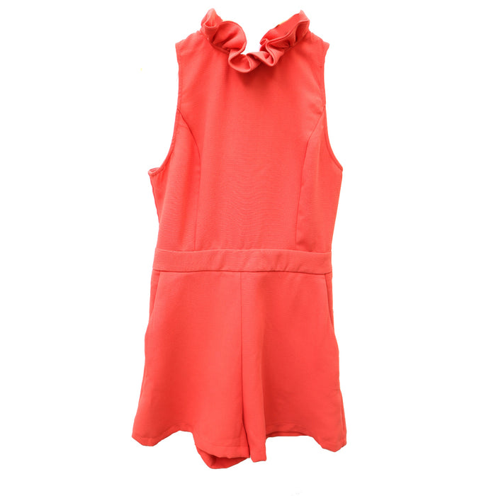 All For One Romper - Y16832-POP