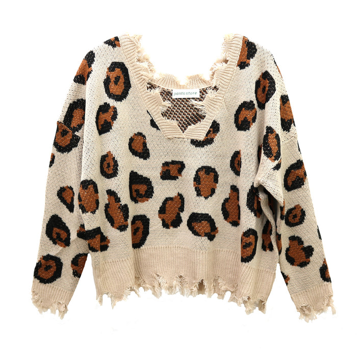 Stalk the Trend Sweater - X12010-BEI