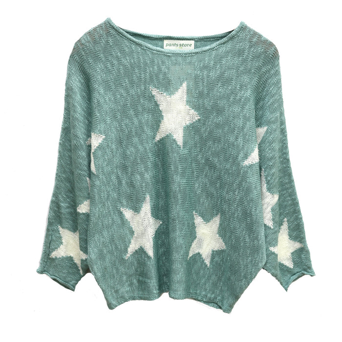 On My Wishlist Sweater- WL18-1541-D.SAG