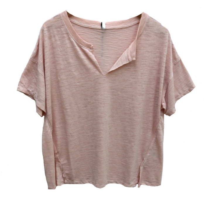 Z Supply Airy Slub Slouchy Tee - ZT191648-PCS