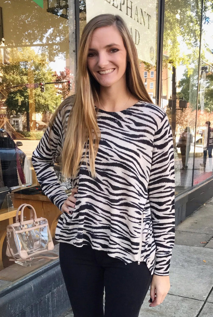 Own Your Stripes Sweater- 69-242LTL