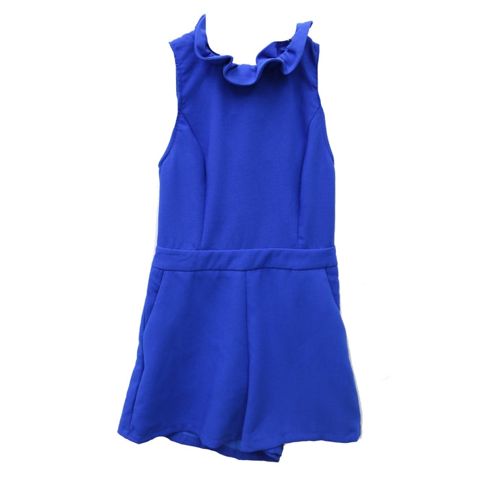 All For One Romper- Royal Blue - Y16832-ROY