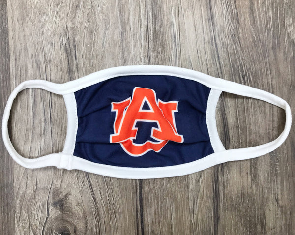Auburn Youth Face Mask