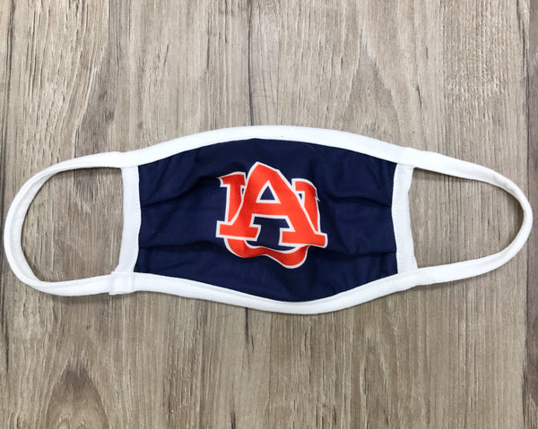 Auburn Adult Face Mask