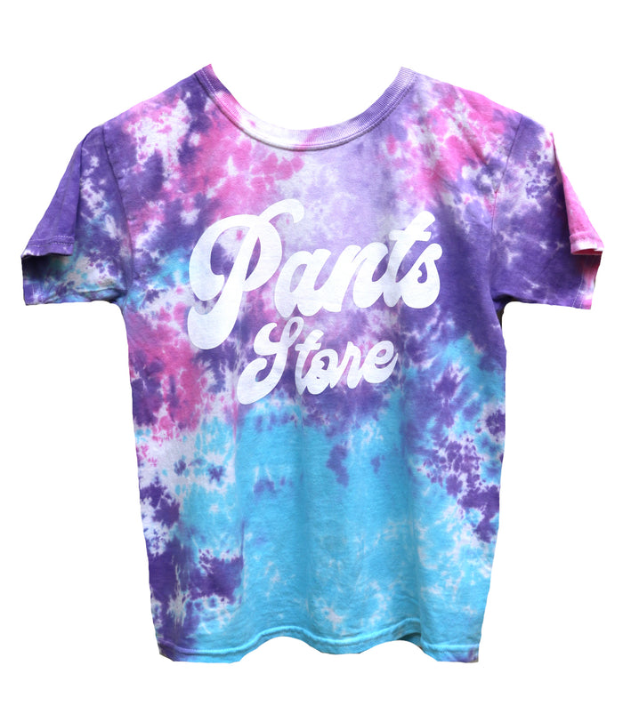 Pants Store Youth Tie Dye Tee