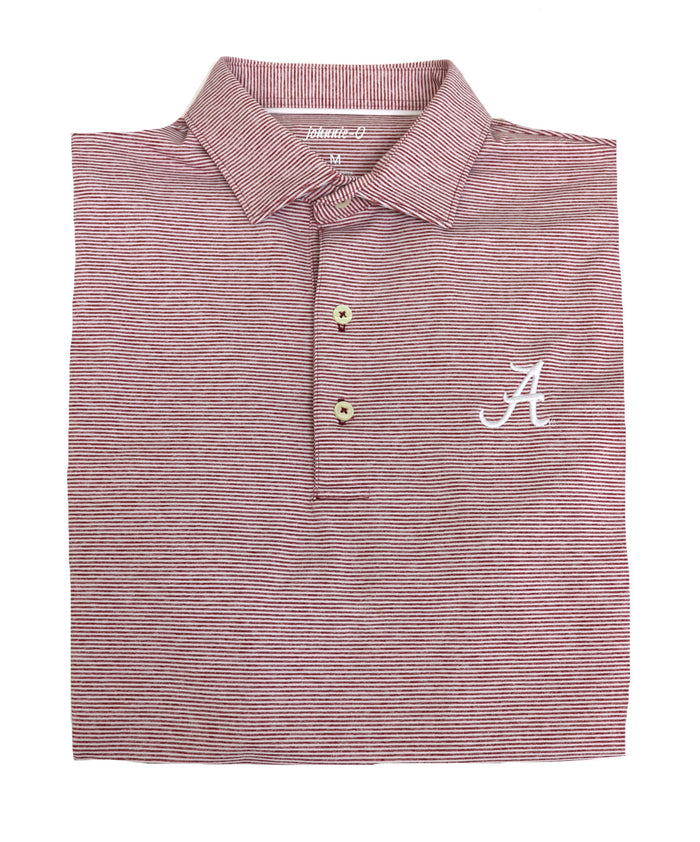 Johnnie O Alabama Lyndon Performance Polo