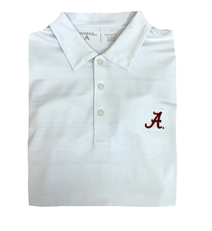 Antigua Alabama Compass Performance Polo