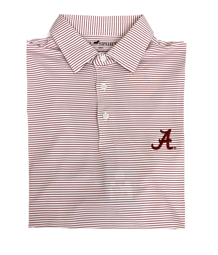 Horn Legend Alabama Performance Polo - 1031