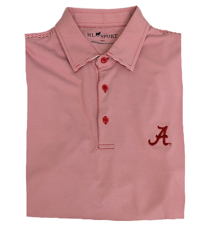 Horn Legend Alabama Performance Polo - 1025