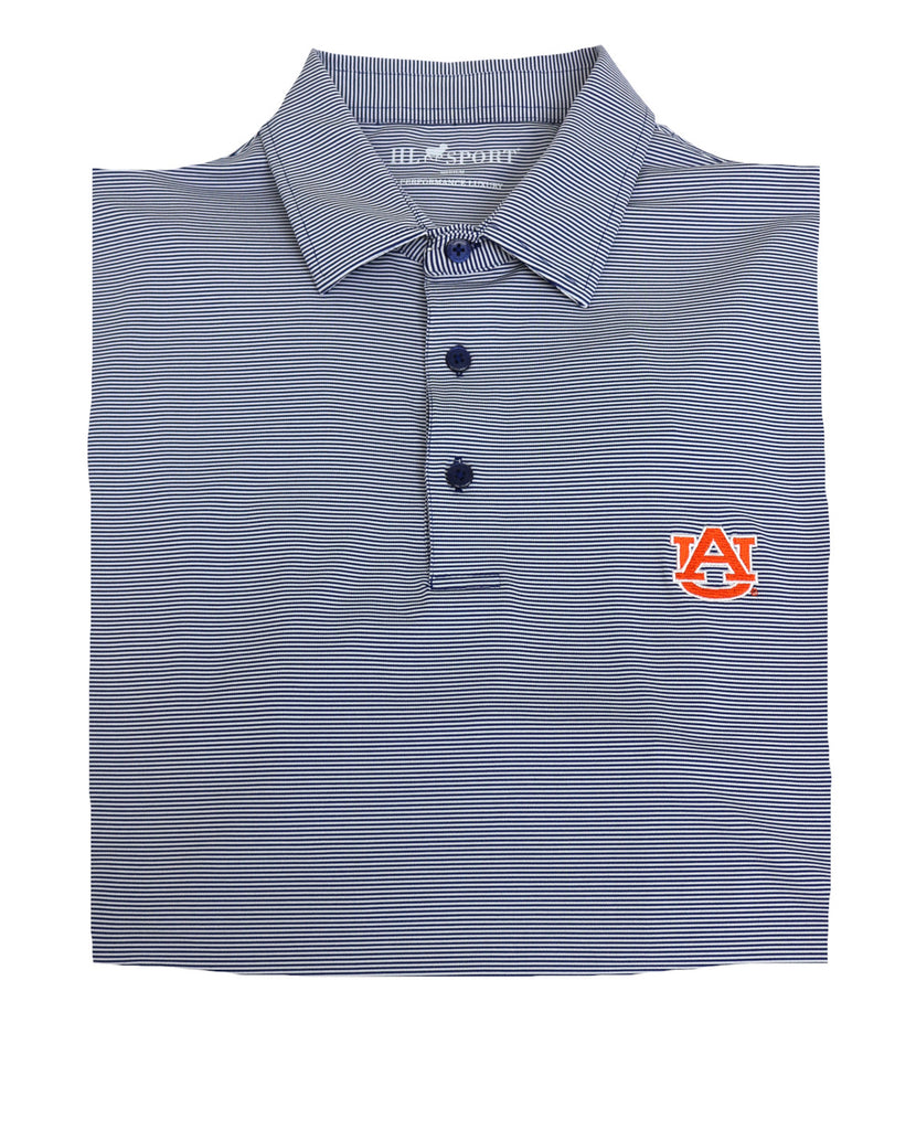 Horn Legend Auburn Performance Polo - 1025