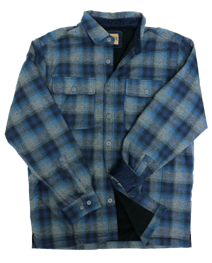 North River Fleece Lined Jacket -  NRM8040