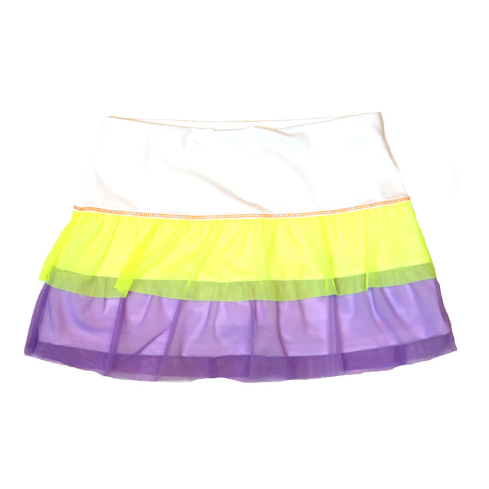 Girl's Workout Skirt- Lilac