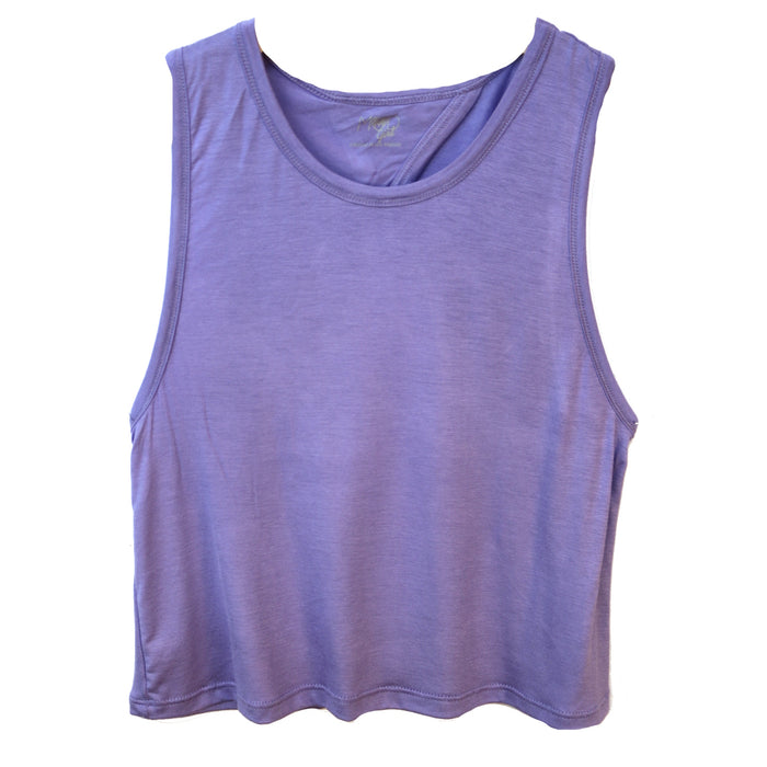 Girl's Work It Out Tank- Lily