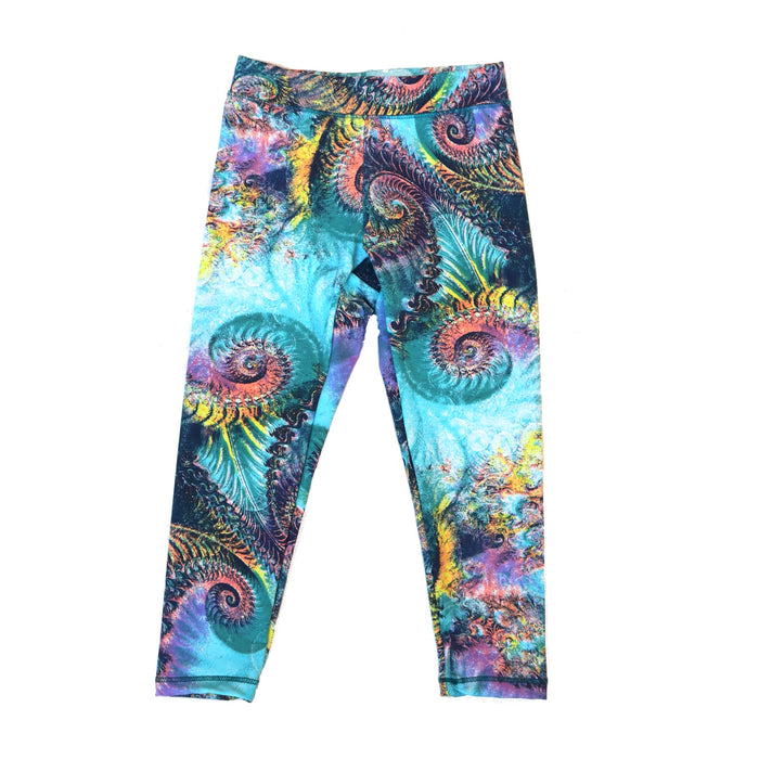 Girl's Ocean Legging