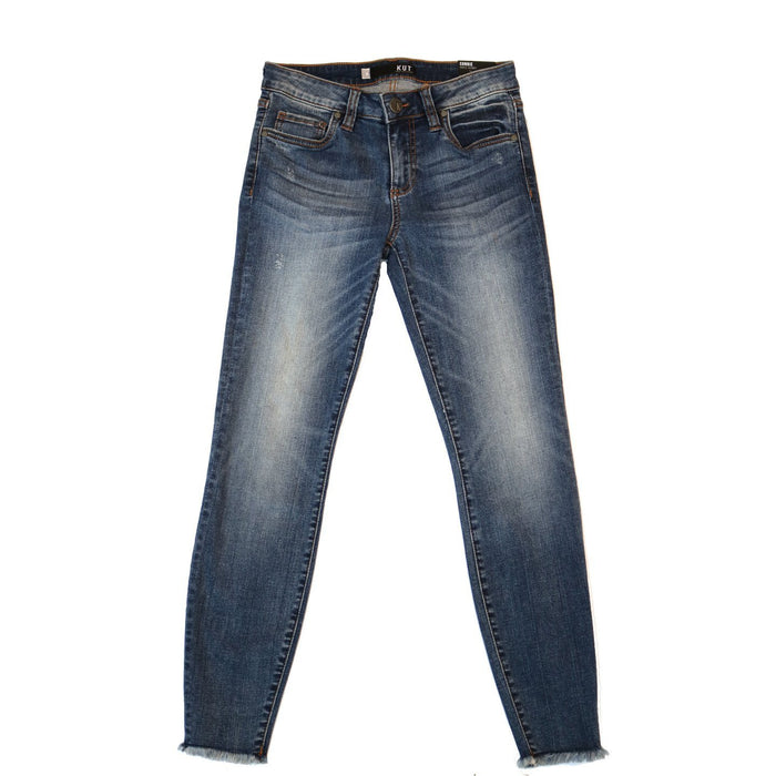 KUT Connie Ankle Skinny- Guileless