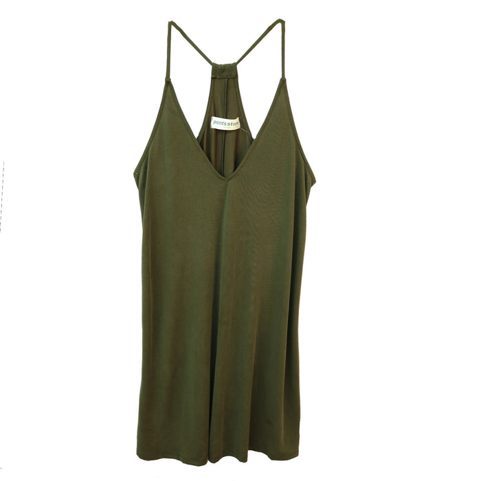 Life of the Party Dress- Olive