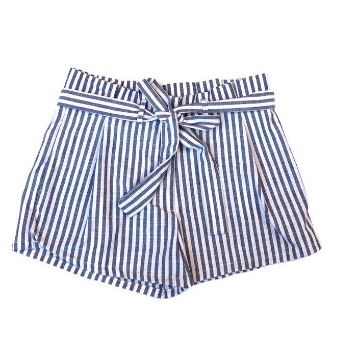 Sailor Stripe Short- Blue