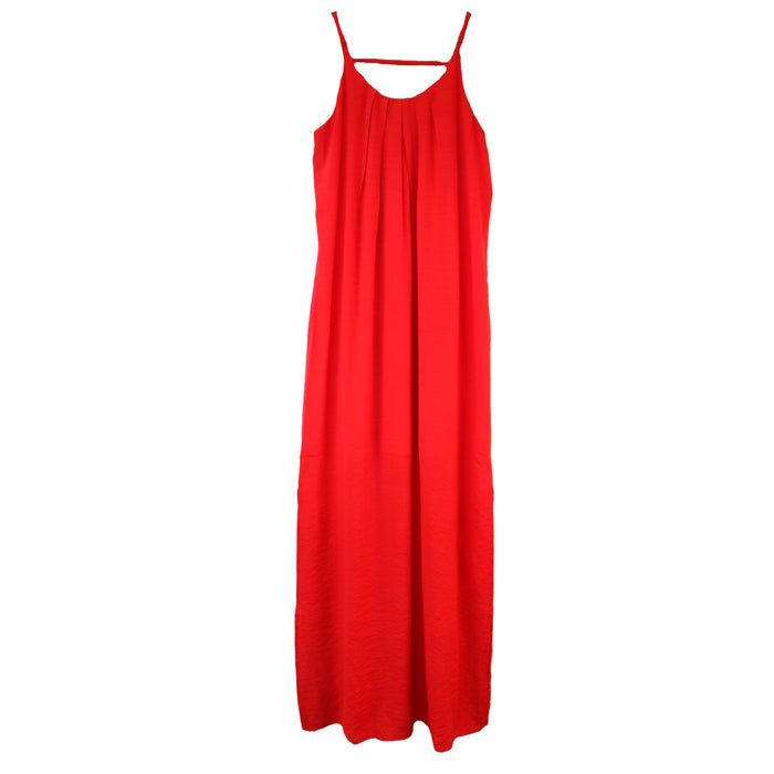 All the Time Maxi- Red
