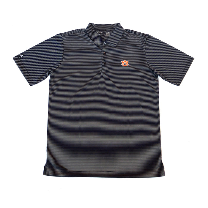 Antigua Quest Auburn AU Polo- Navy/White