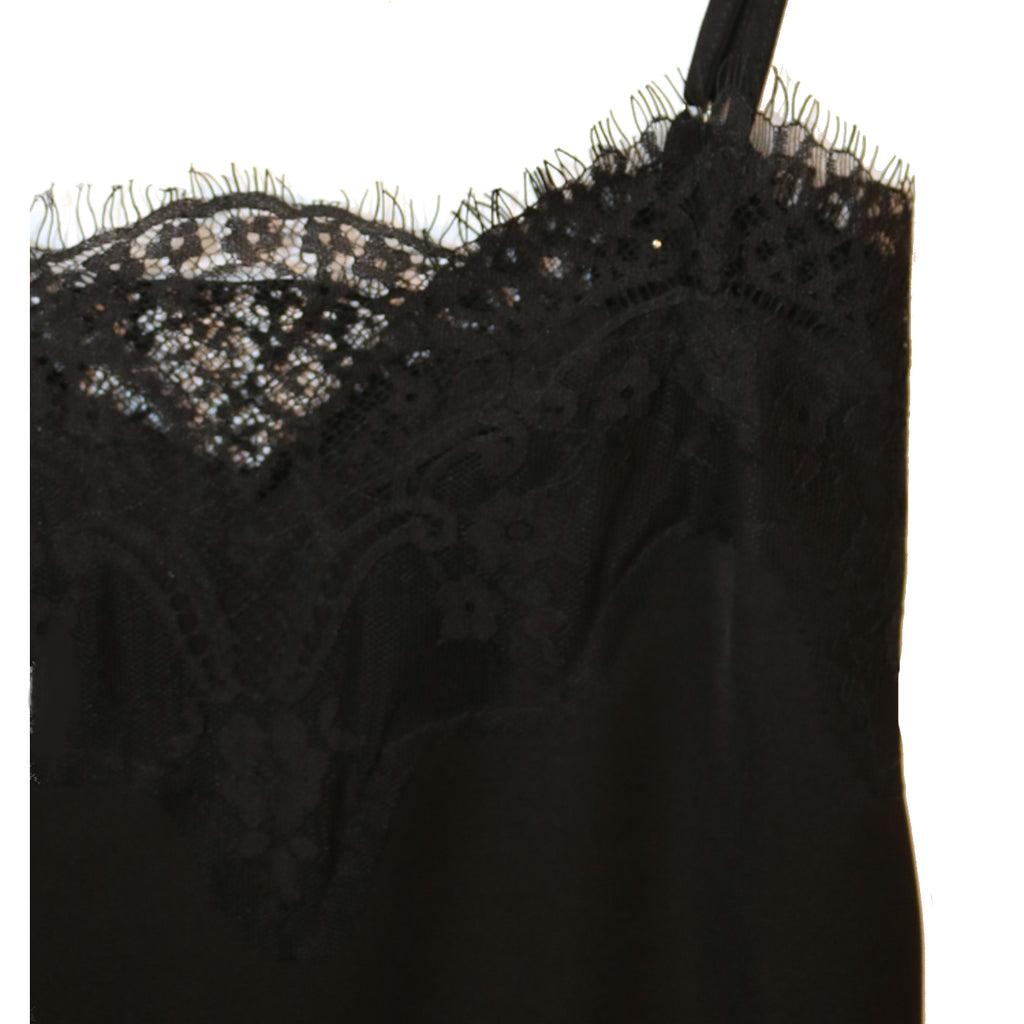 Slip It On Cami Top - ST1211-BLK