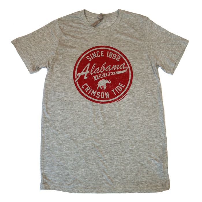 Vintage Alabama Throwback Tee - 5208601T-AHE