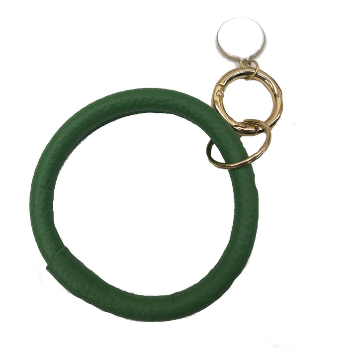 O-Ring Keychain - 9809-GREEN