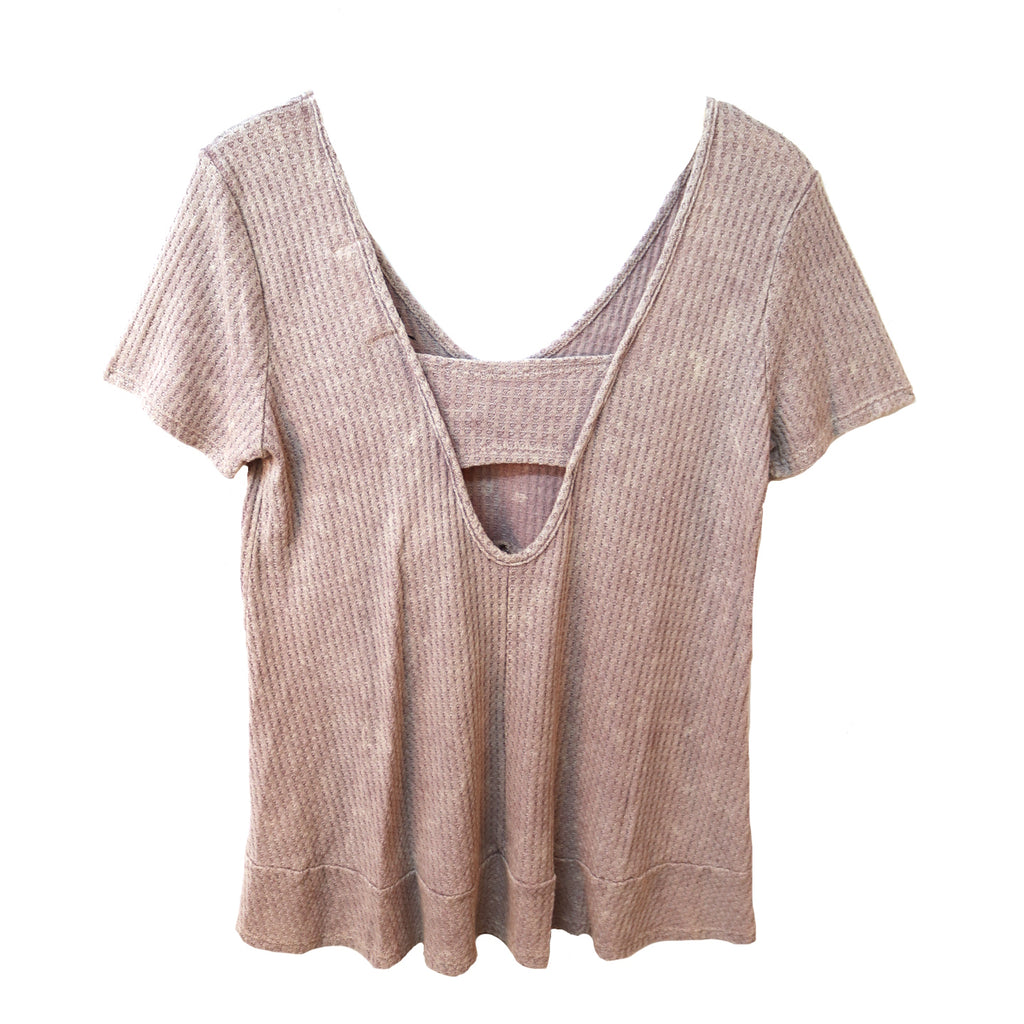 Wrinkle in Time Top - ST2699A-MAU