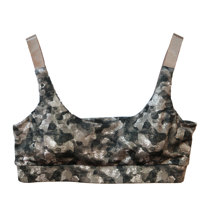 Triple Threat Sports Bra - AT6132-PRINT