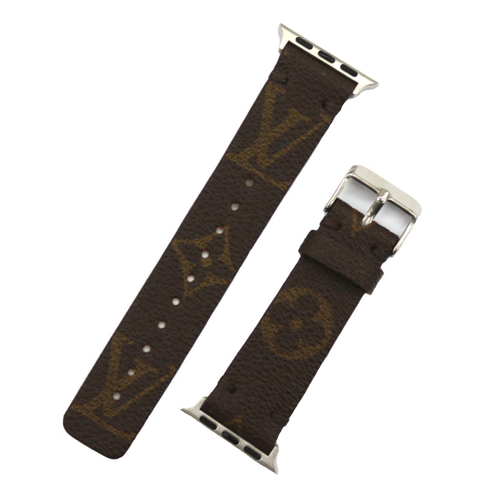 Authentic Repurposed Louis Vuitton Watchband