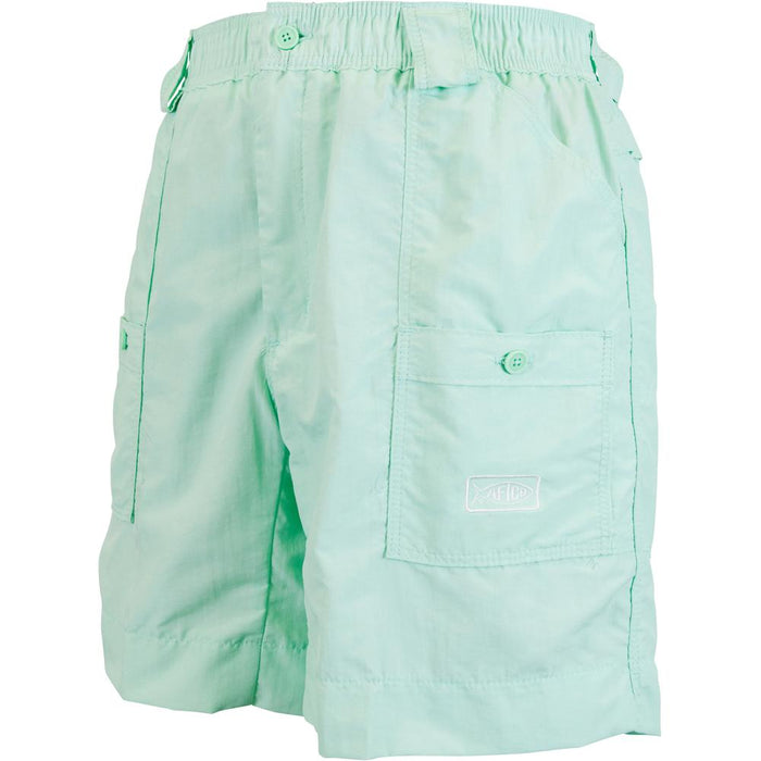 Aftco Long Fishing Short- Mint