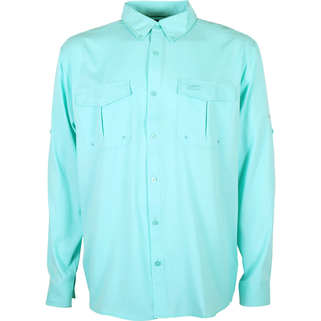 Aftco Men Rangle L/S Button Down