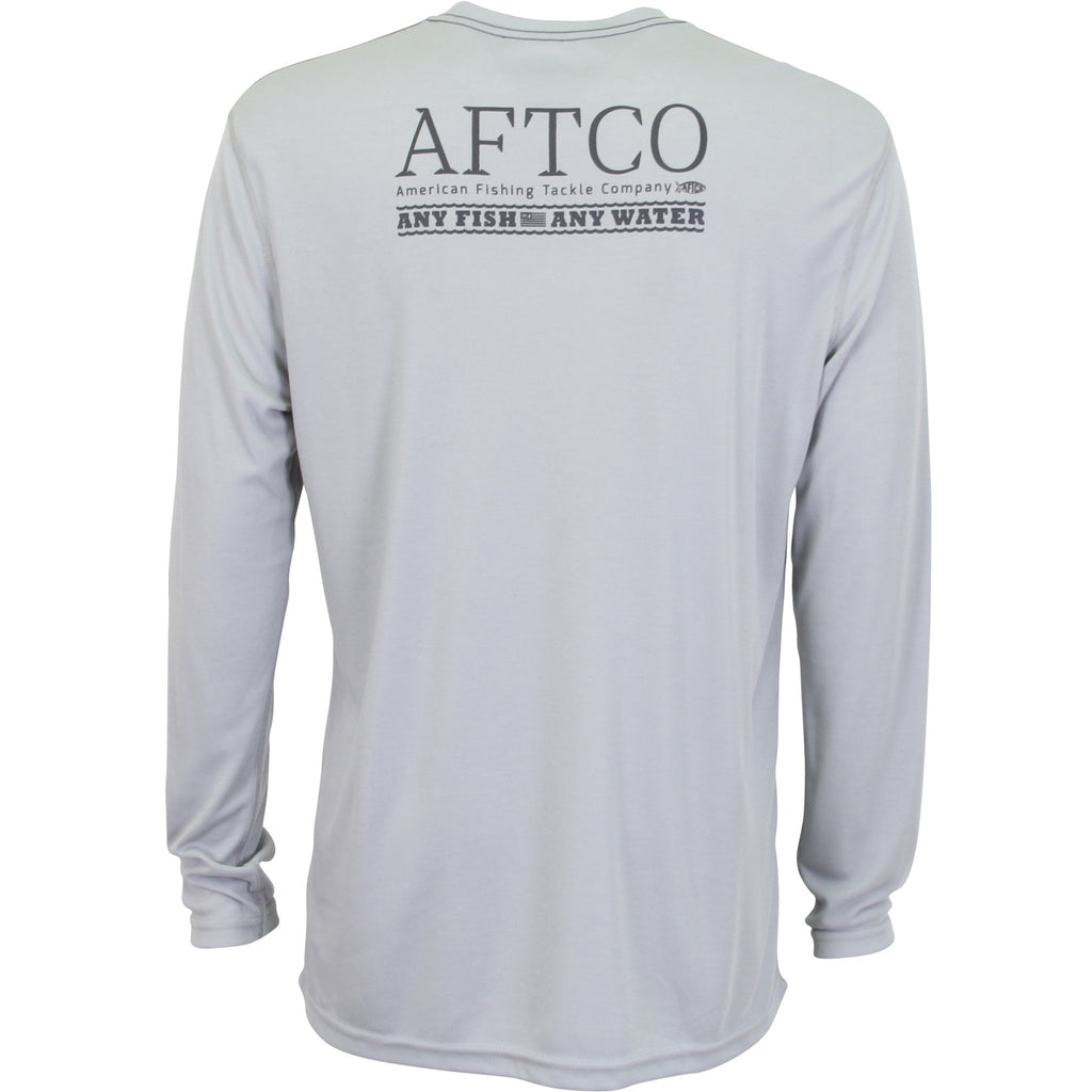 Aftco Men's Anytime L/S Tee