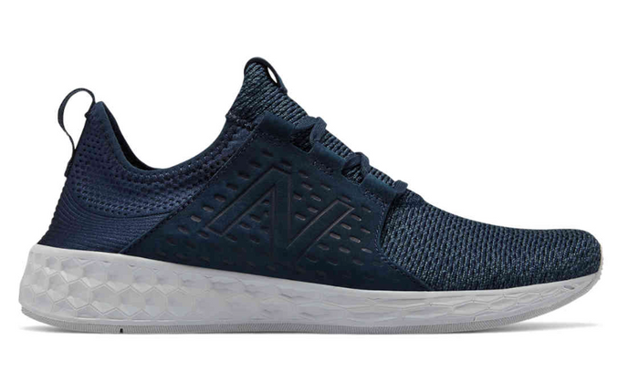 Men's New Balance MCRUZNN- Galaxy/Petrol