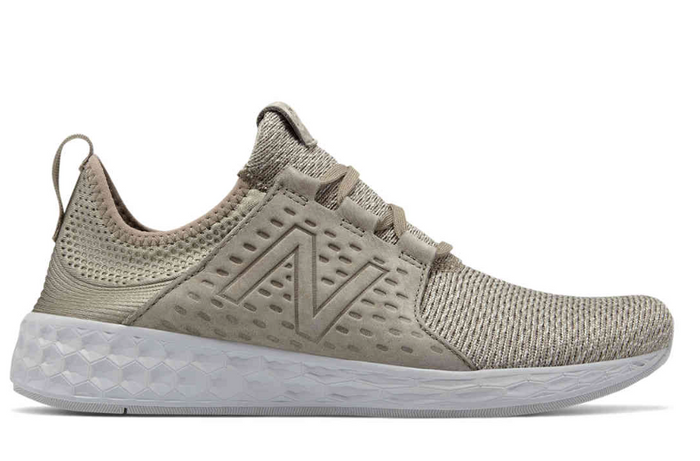 Men's New Balance MCRUZNO- Military Urban Grey/ Stone Grey