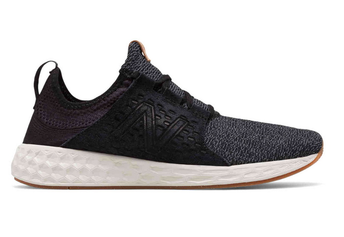 Men's New Balance MCRUZOB- Black