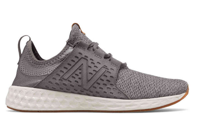 Men's New Balance MCRUZOG- Grey