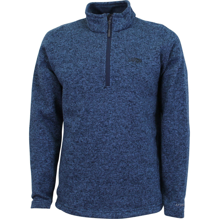 Aftco Sumo 1/4 Zip Sweater Fleece- MF4123