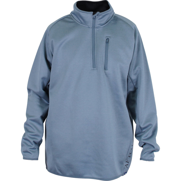 Aftco Vulcan 1/4 Zip Windblock Fleece Pullover- MF4161