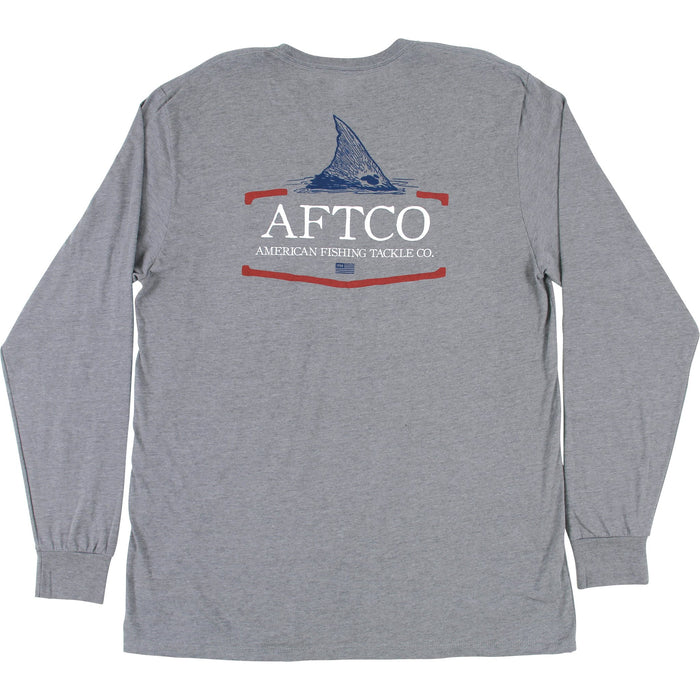 Aftco Tall Tail L/S Tee