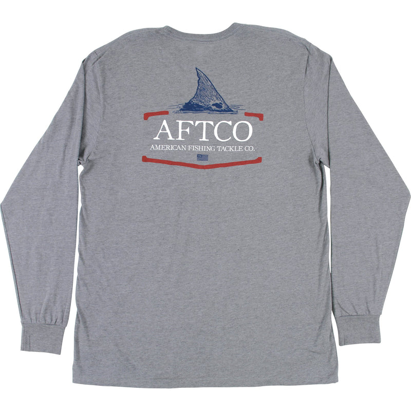 Aftco Tall Tail Long Sleeve Tee