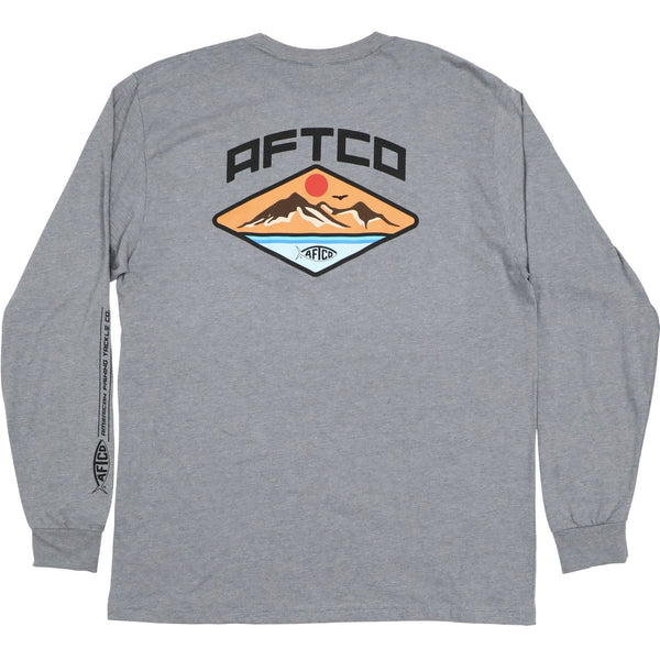 Aftco Holiday Long Sleeve Tee