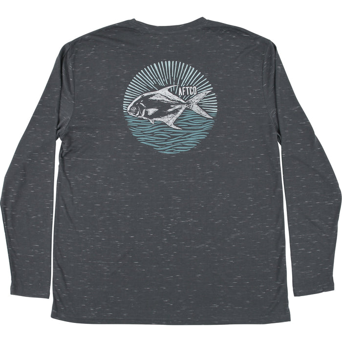 Aftco Airwaves L/S Tee