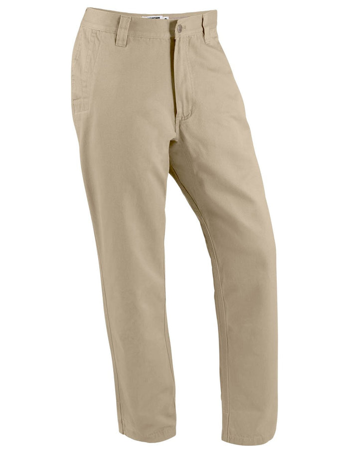 Mountain Khakis Teton Twill Relaxed Fit- Sand