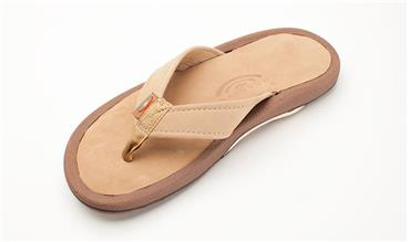 Rainbow Men's Navigator Sandal- Sierra Brown