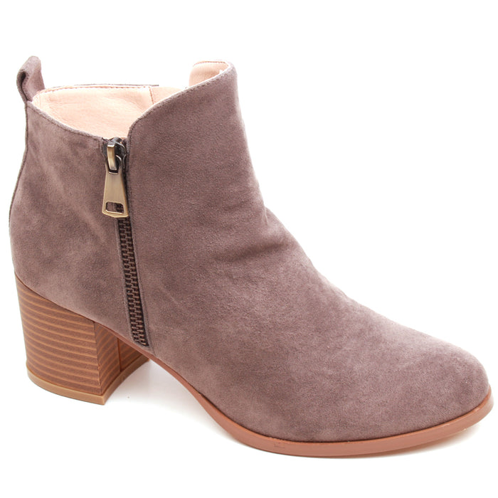 Friday Prize 4 Bootie- Grey