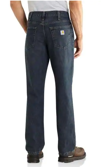 Carhartt Holter Jean Relaxed Fit- 101483- 968