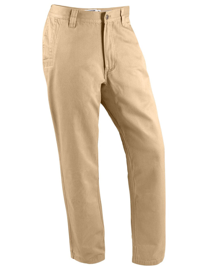 Mountain Khakis Teton Twill Relaxed Fit- Retro Khaki