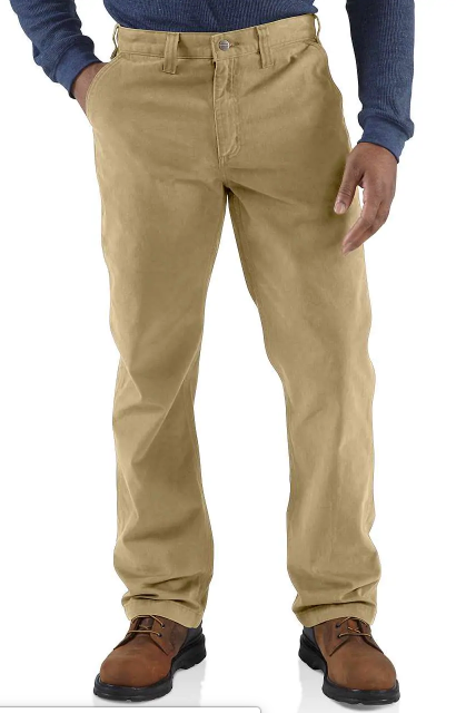 Carhartt Rugged Work Khaki Relaxed Fit 100095- 285