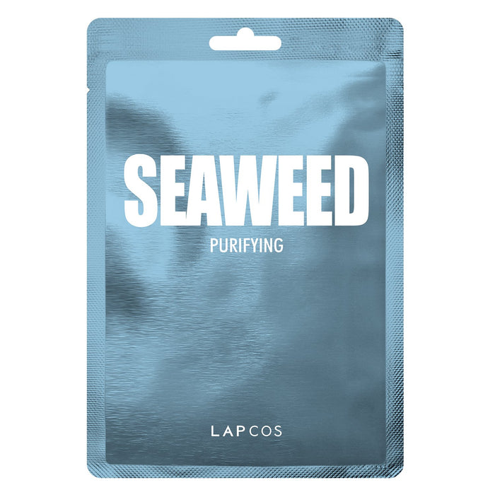 Lapcos Face Mask- Seaweed
