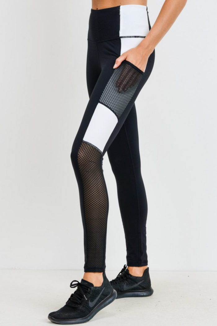 Colorblock Dreams Leggings